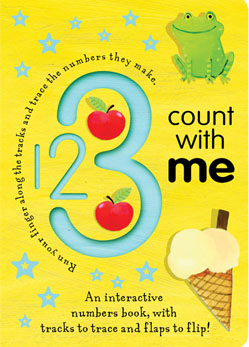 1, 2, 3 Count with Me (Sesame Street Series)
