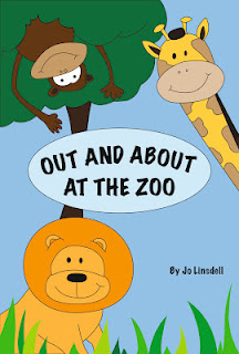 Out and About at the Zoo by Jo Linsdell   The Children's and Teens ...