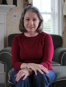 Pat McD Author Photo