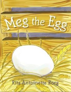 Meg the Egg cover