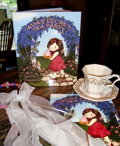 Ava's Secret Tea Party Hardback
