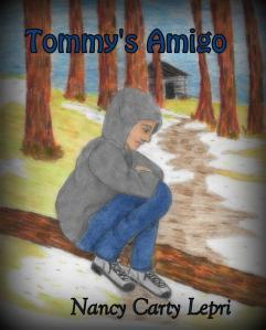 Tommys Amigo cover (eBook)