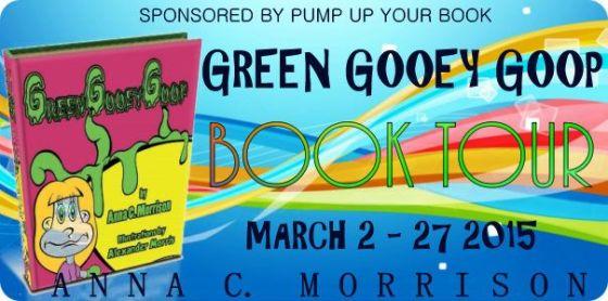 Green Gooey Goop banner