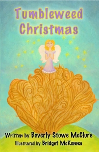 Front cover Tumbleweed Christmas